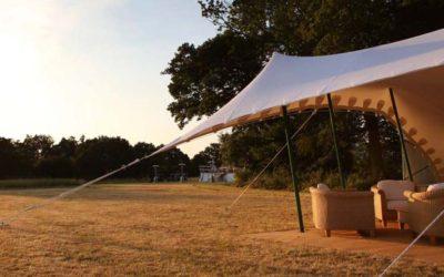 La Tente Stretch chez STEEL ADDICT